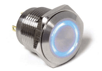 Vandal Resistant Switch, Vandalproof Switch, Illuminated Switch, Ls16